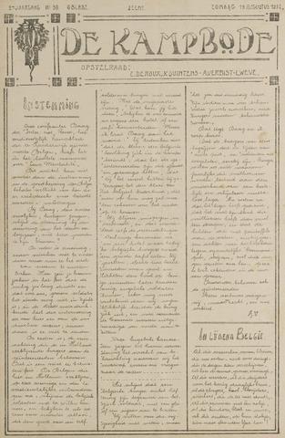 De Kampbode 1917-08-19