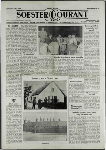 Soester Courant 1969-10-03
