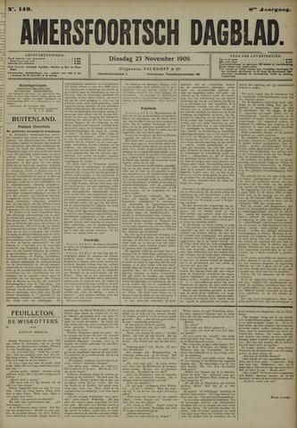Amersfoortsch Dagblad 1909-11-23