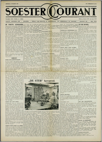 Soester Courant 1960-03-29