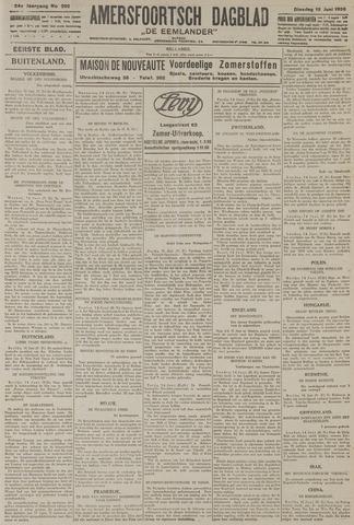 Amersfoortsch Dagblad / De Eemlander 1926-06-15