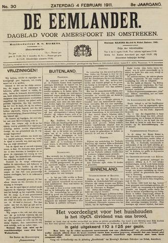 De Eemlander 1911-02-04
