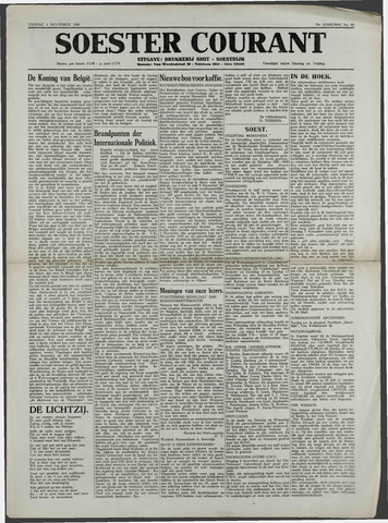 Soester Courant 1949-11-04