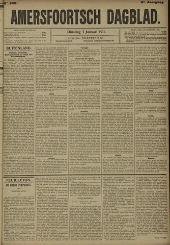 Amersfoortsch Dagblad 1911-01-03