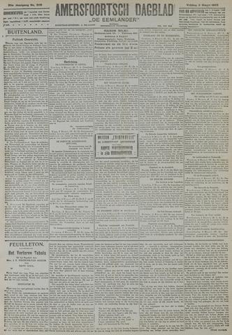 Amersfoortsch Dagblad / De Eemlander 1922-03-03