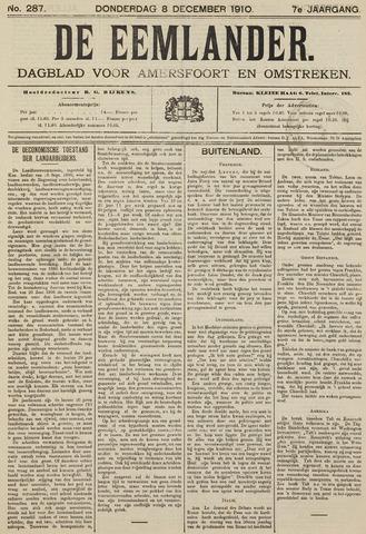 De Eemlander 1910-12-08