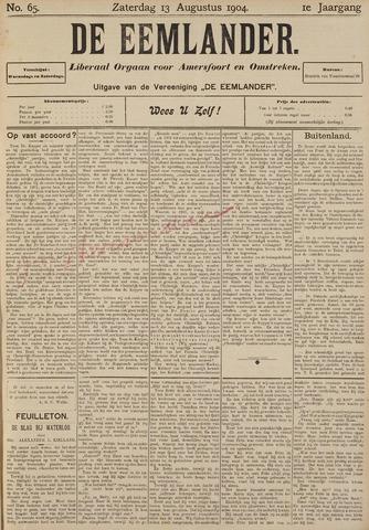 De Eemlander 1904-08-13