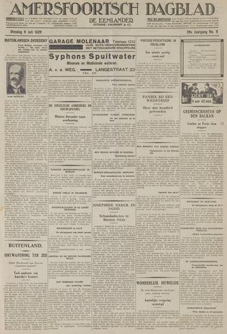 Amersfoortsch Dagblad / De Eemlander 1929-07-09