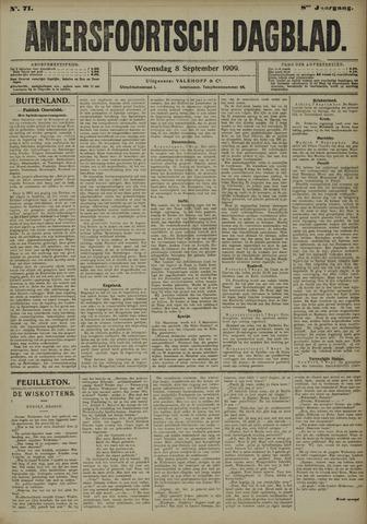 Amersfoortsch Dagblad 1909-09-08