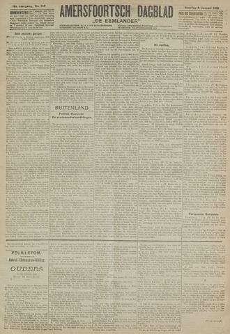 Amersfoortsch Dagblad / De Eemlander 1918-01-08