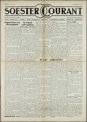Soester Courant 1959-07-24
