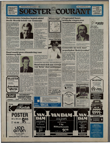 Soester Courant 1985-09-25