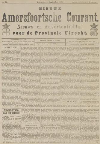 Nieuwe Amersfoortsche Courant 1898-09-14