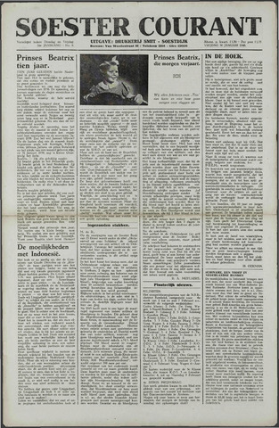 Soester Courant 1948-01-30