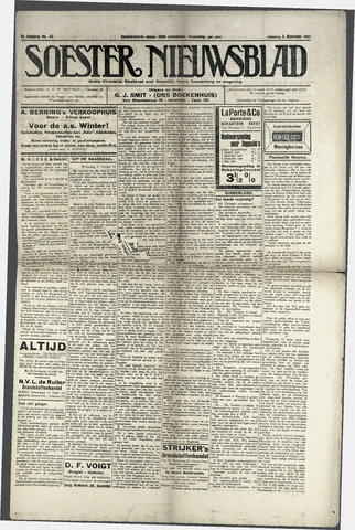 Soester Courant 1923-11-03