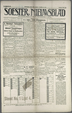 Soester Courant 1923-05-19
