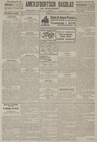 Amersfoortsch Dagblad / De Eemlander 1925-02-05