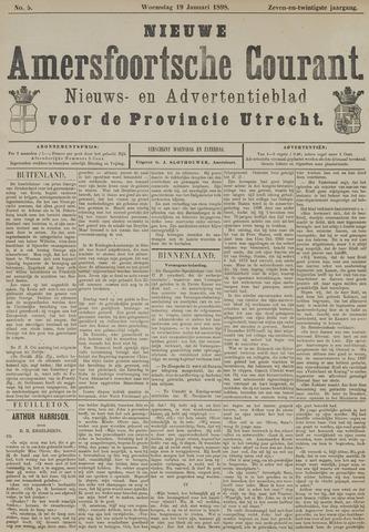 Nieuwe Amersfoortsche Courant 1898-01-19