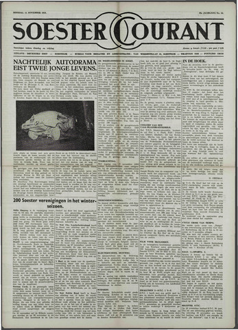 Soester Courant 1958-11-11