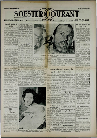 Soester Courant 1965-08-31
