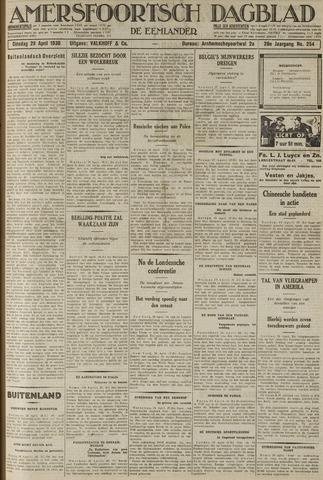 Amersfoortsch Dagblad / De Eemlander 1930-04-29