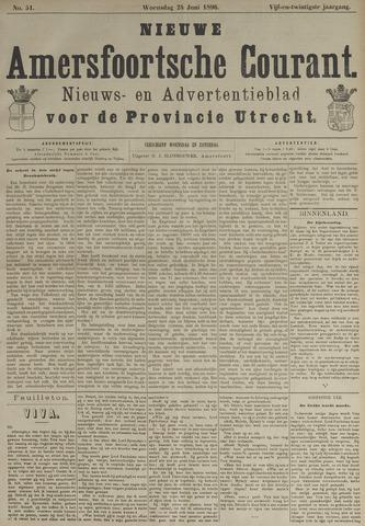 Nieuwe Amersfoortsche Courant 1896-06-24