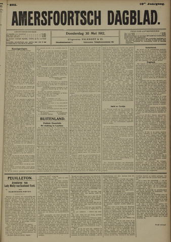 Amersfoortsch Dagblad 1912-05-30
