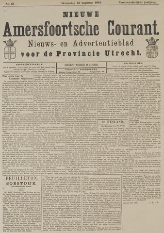 Nieuwe Amersfoortsche Courant 1903-08-12