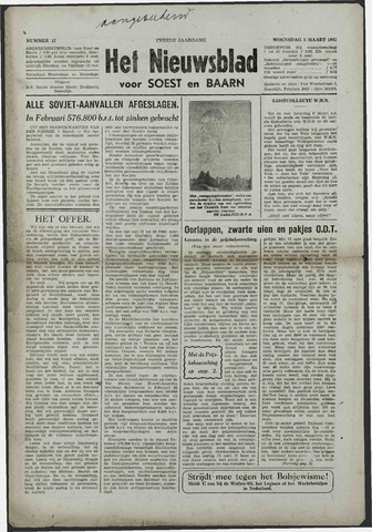 Soester Courant 1943-03-03