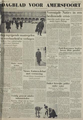 Dagblad voor Amersfoort 1951-01-19