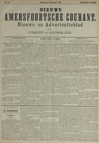 Nieuwe Amersfoortsche Courant 1888-09-05