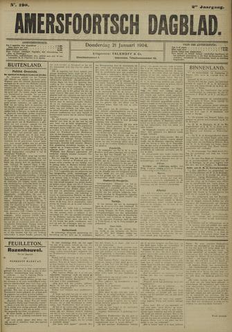 Amersfoortsch Dagblad 1904-01-21