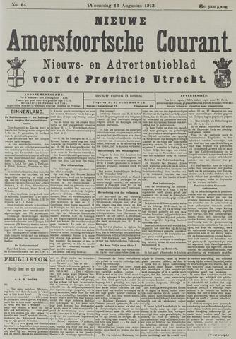 Nieuwe Amersfoortsche Courant 1913-08-13