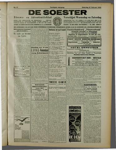 De Soester 1932-02-27