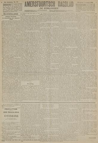 Amersfoortsch Dagblad / De Eemlander 1918-01-07