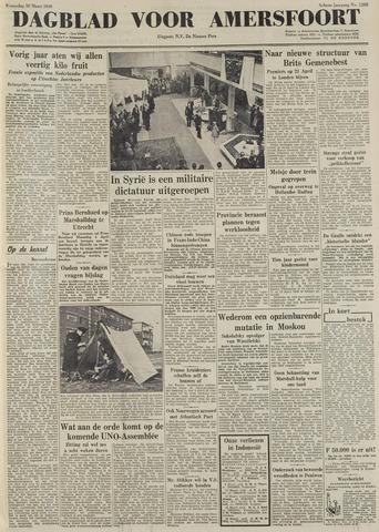 Dagblad voor Amersfoort 1949-03-30