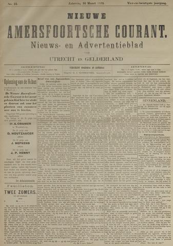 Nieuwe Amersfoortsche Courant 1895-03-16