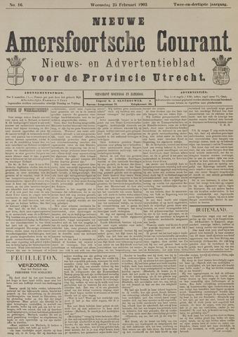 Nieuwe Amersfoortsche Courant 1903-02-25