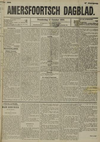 Amersfoortsch Dagblad 1904-10-13