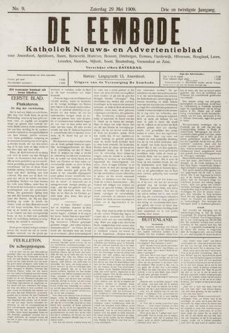 De Eembode 1909-05-29