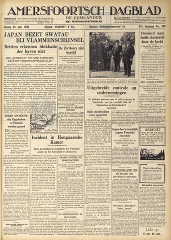 Amersfoortsch Dagblad / De Eemlander 1939-06-23