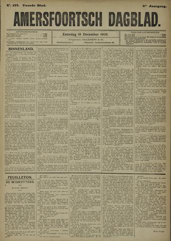 Amersfoortsch Dagblad 1909-12-18