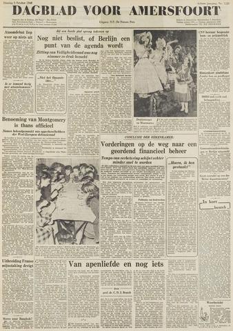 Dagblad voor Amersfoort 1948-10-05