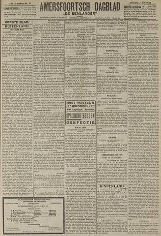 Amersfoortsch Dagblad / De Eemlander 1923-07-07