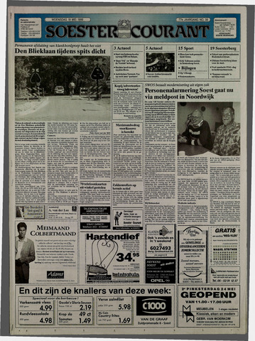 Soester Courant 1999-05-19