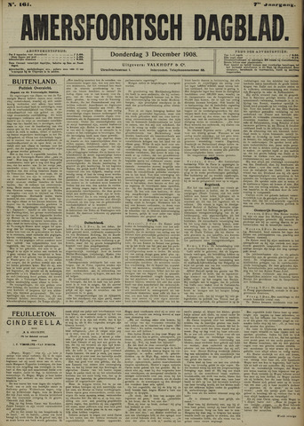 Amersfoortsch Dagblad 1908-12-03