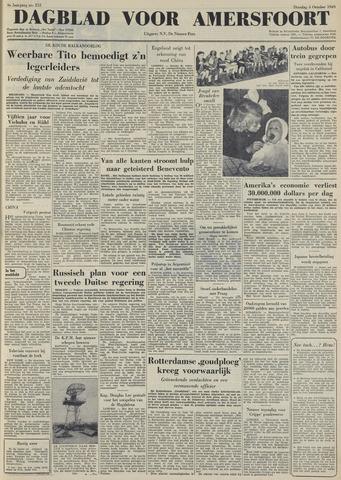 Dagblad voor Amersfoort 1949-10-04