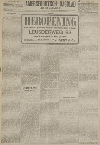 Amersfoortsch Dagblad / De Eemlander 1919-05-30