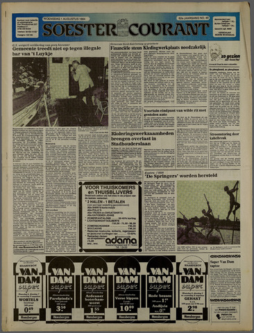 Soester Courant 1984-08-01
