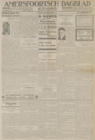 Amersfoortsch Dagblad / De Eemlander 1928-08-13